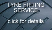 motorcycle tyre fitting service in West Coast of Scotland
