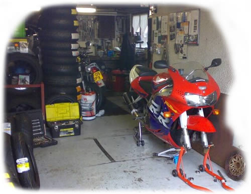 BikeRevs for tyre fitting service